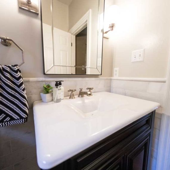 The Hudson Bathroom