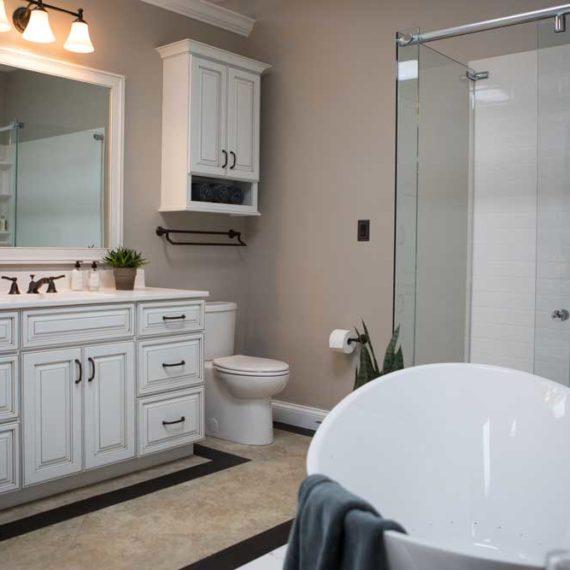 The Gideon Bathroom